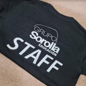 Camisetas impresas para eventos